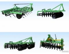 Soil-cultivating equipmen