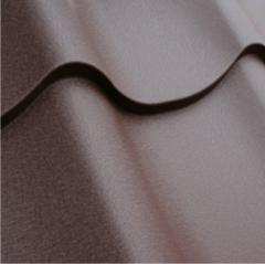 Металлочерепица Poliester Mat (матовое покрытие)