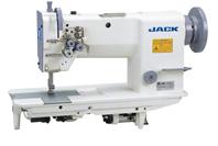 Двухигольная машина челночного стежка JACK