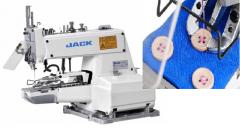 Пуговичная машина JACK JK-1377