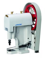 Press for installation of rivets JACK JK-T818