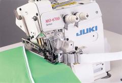 Оверлок JUKI MO-6700D