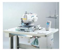 Компьтеризированная петельная машина JUKI