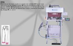 Ironing press of FP-S