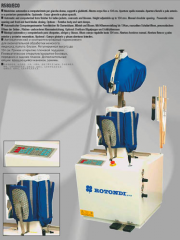 Paromaneken for processing of women's R-580