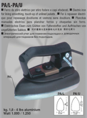 Electric PA.L-PA.U iron