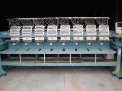 Одноголовочная Вышивальная машина TAJIMA TFMX