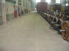 Bulk floor cos