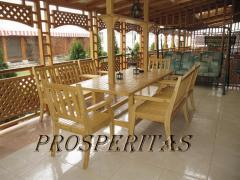 Garden furniture, pavilions, terraces from