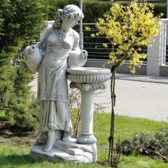 Бетонные фигуры,статуэтки,декоративные фигуры