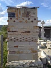 Koseutsky stone in Moldova