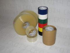 Adhesive tapes from moldavian manufacturer