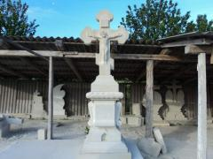 Crosses stone in Moldova