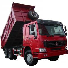SINOTRUK HOWO 6×4 Dump Truck dump truck
