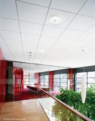 Armstrong: акустические подвесные потолки