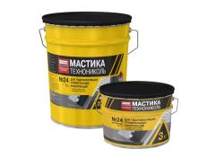 Mastic waterproofing TEKHNONIKOL No. 24 (MGTN)