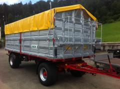 VESK agricultural trailer (ZN series)