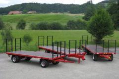 VESK agricultural trailer (TA series)