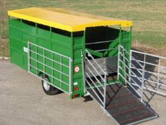 VESK agricultural trailer (EV series)