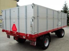 VESK agricultural trailer (PN series)