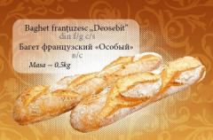 Вкусный хлеб в Кишиневе