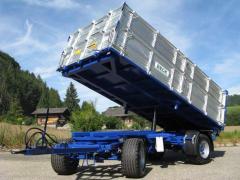 VESK agricultural trailer, ZN series