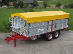 VESK agricultural trailer, TS series