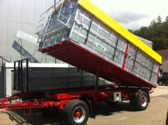 ZN series VESK agricultural trailer
