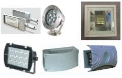Professional lighting, LED lamps (LED)