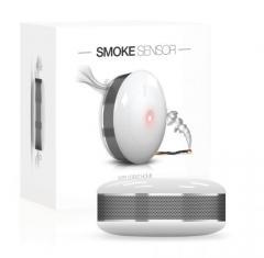 Senzor de depistare a fumului si incendiilor
