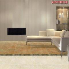 Floor tile of Baccarat Beige (Gemma ceramics,