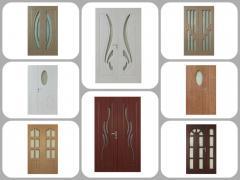 Двери межкомнатные из МДФ, 120 см
