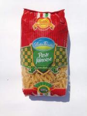 "Макароны / Paste fainoase 0.5 кг ""Natur"