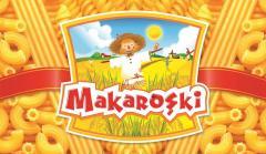 """Macaroni / Paste fainoase """"Makaroski"""