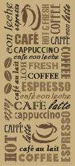 Carpet of Cafe, Decora
