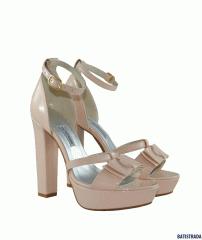 Свадебная обувь/Лаковые босоножки от BATISTRADA