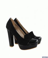 Стильные туфли BATISTRADA из натуральной кожи и