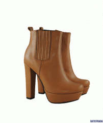 BATISTRADA shoe boots from genuine leather