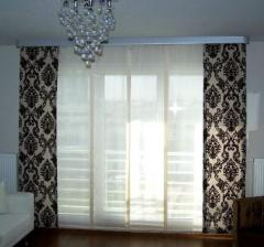 The  Japanese Curtains