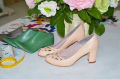 Обувь на заказ, индивидуальный пошив обуви,