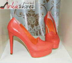 Обувь женская ручной работы, обувь на заказ