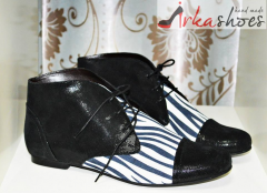 Обувь мужская ручной работы, обувь на заказ,