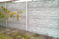 Eurofences concrete