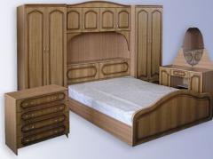 Набор мебели для спальной комнаты Orhideea 1 MDF