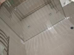 Ceilings aluminum mirror in Moldova