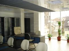 Металлические потолки CESAL кассетные, реечные, грильято