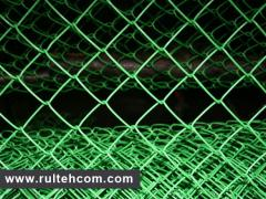 Grid metal Chain-link. Fences. Plasa metalica