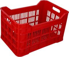 Agrifood plastic crate A101