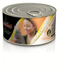 """Влажный корм для кошек """"Leonardo"""" 100г"""