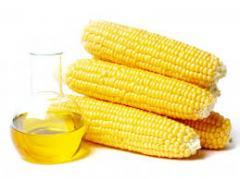 Масло из зародышей кукурузы